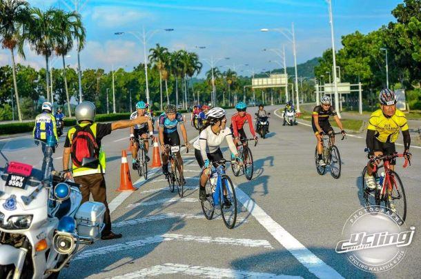 Putrajaya Century Ride 2016 Marshalls 02 CM