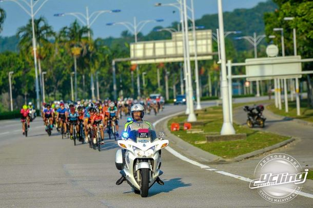 Putrajaya Century Ride 2016 Marshalls 03 CM