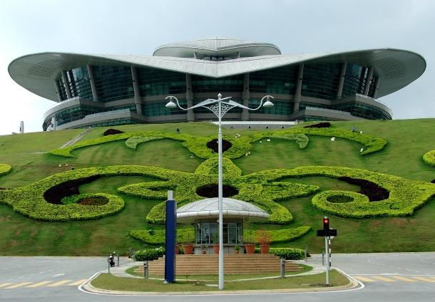 Putrajaya Century Ride 2016 PICC Badangperkasa