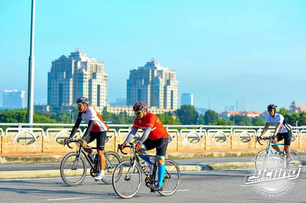 Putrajaya Century Ride 2016 Rolling 01 CM