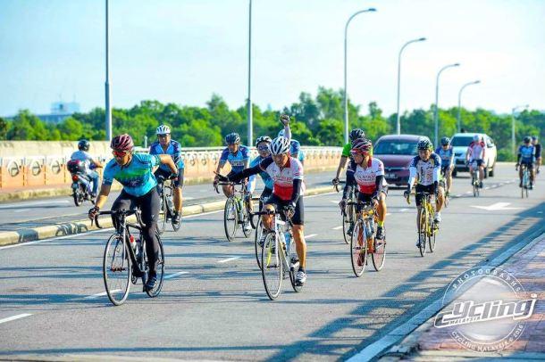 Putrajaya Century Ride 2016 Rolling 04 CM