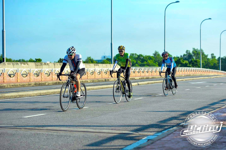 Putrajaya Century Ride 2016 Rolling 05 CM