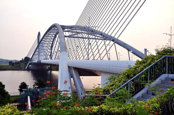 Putrajaya Century Ride 2016 Seri Saujana Bridge Brandon Lim