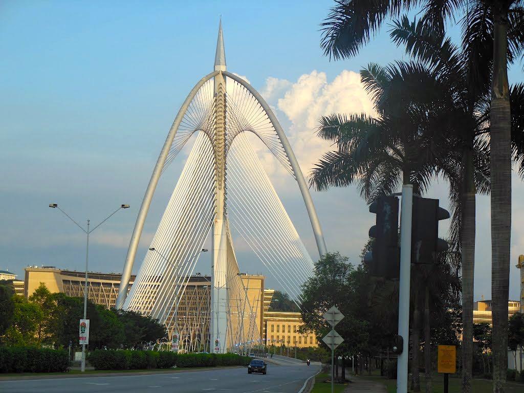Putrajaya Century Ride 2016 Sri Wawasan Bridge Dien Aj