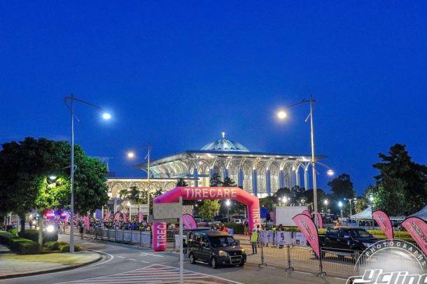 Putrajaya Century Ride 2016 Start 07 CM