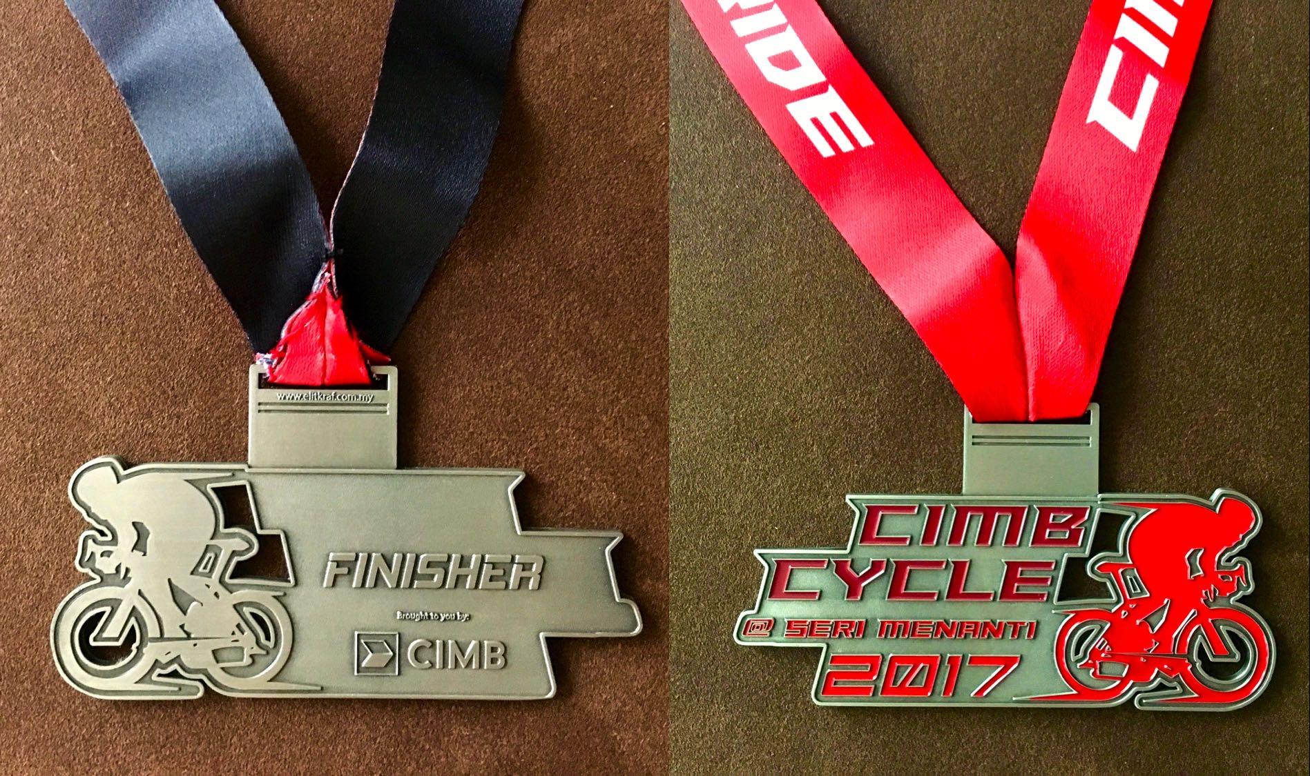CIMB Medal