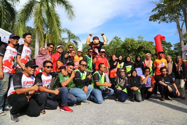 JMFR 2017 Dato' Shamsul ahmad and crew