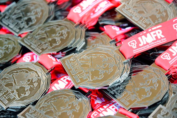 JMFR 2017 Medals
