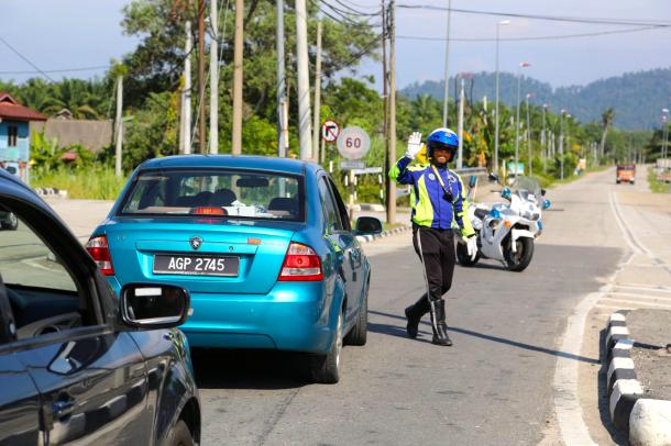 JMFR 2017 Police traffic control