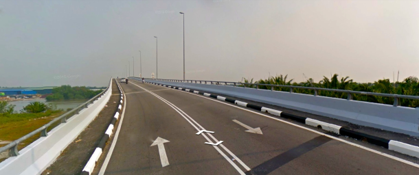 Morib Sungai Langat Bridge Google Maps