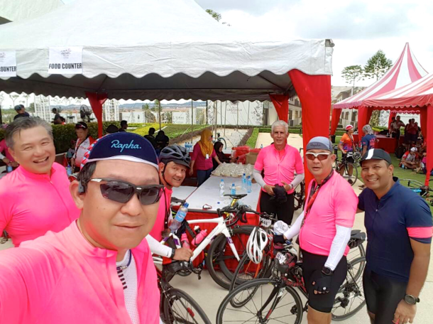 NST C-Cycle Challenge 2017 Finish 02 Lee Heng Keng