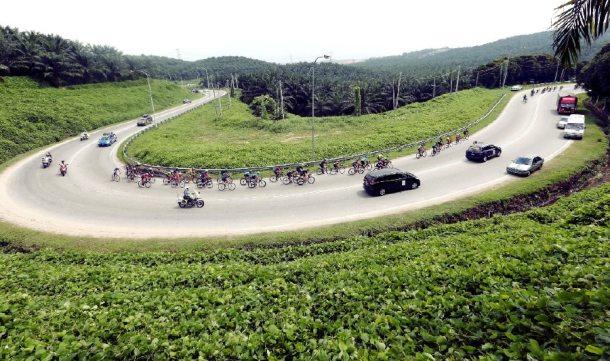 NST C-Cycle Challenge 2017 Jln Kuala Selangor - Sg Buloh Rosdan Wahid