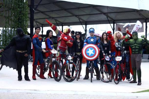 NST C-Cycle Challenge 2017 Super Heroes Muhd Zaaba Zakeria