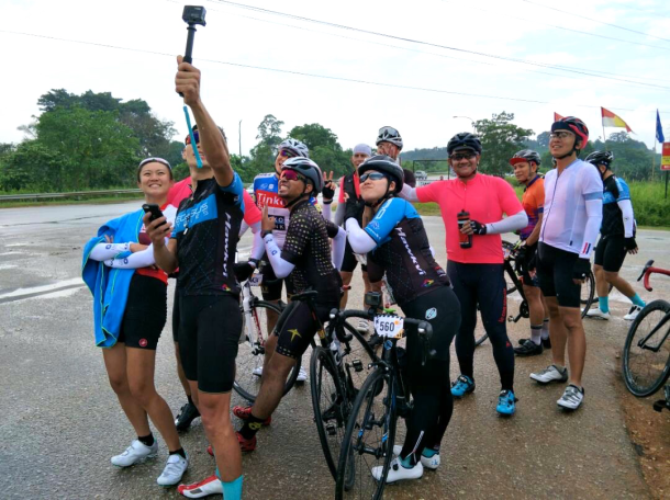 NST C-Cycle Challenge 2017 Water Stop 2 Which Camera
