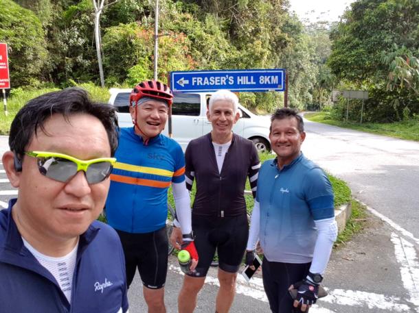 Fraser's Gap Normal Shot Lee Heng Keng