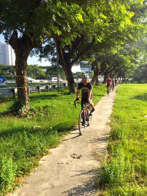 R@SKLs Penang Day 1 Bike Path 1 366 via TH Lee