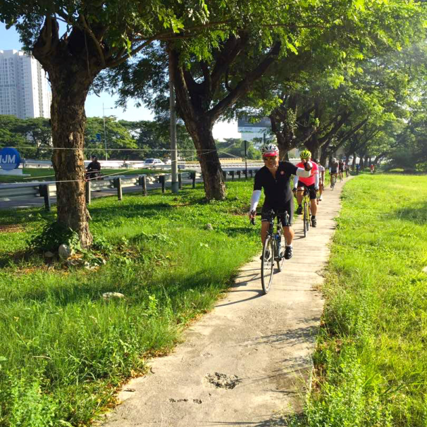 R@SKLs Penang Day 1 Bike Path 2 366 via TH Lee