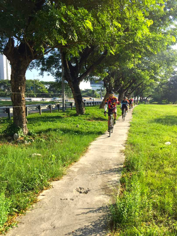 R@SKLs Penang Day 1 Bike Path 3 366 via TH Lee
