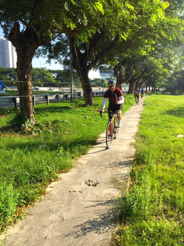 R@SKLs Penang Day 1 Bike Path 366 via 4 TH Lee