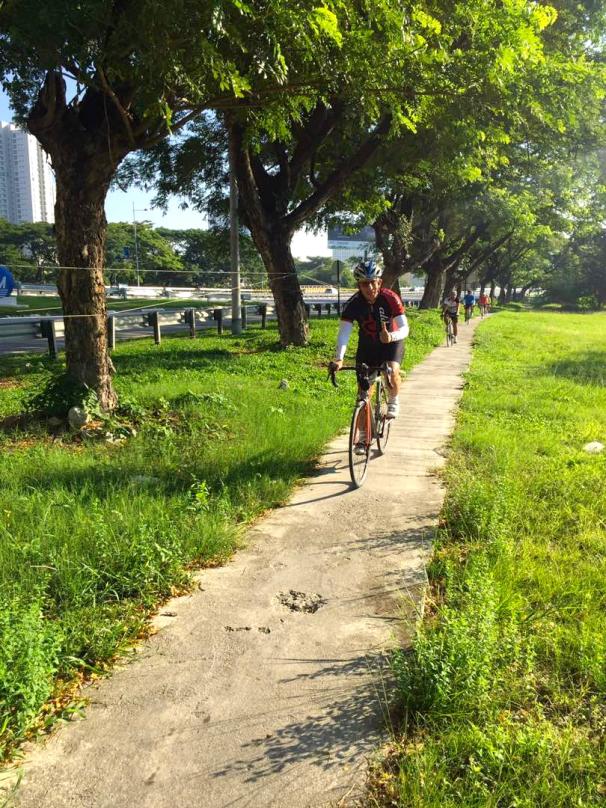 R@SKLs Penang Day 1 Bike Path 366 via 4 TH Lee