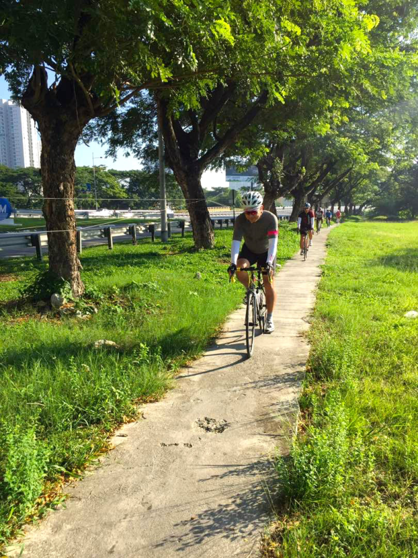 R@SKLs Penang Day 1 Bike Path 6 366 via TH Lee