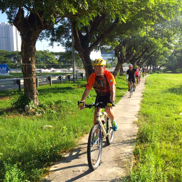 R@SKLs Penang Day 1 Bike Path 7 366 via TH Lee