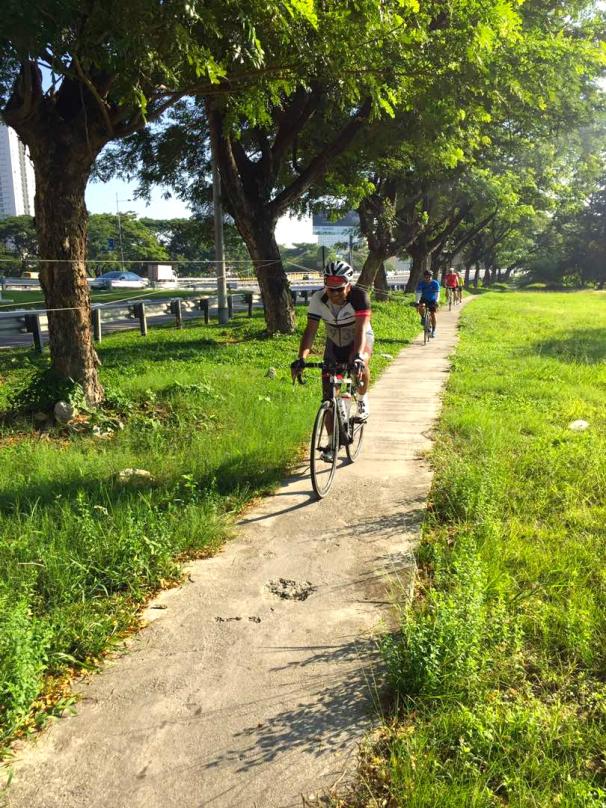 R@SKLs Penang Day 1 Bike Path 8 366 via TH Lee