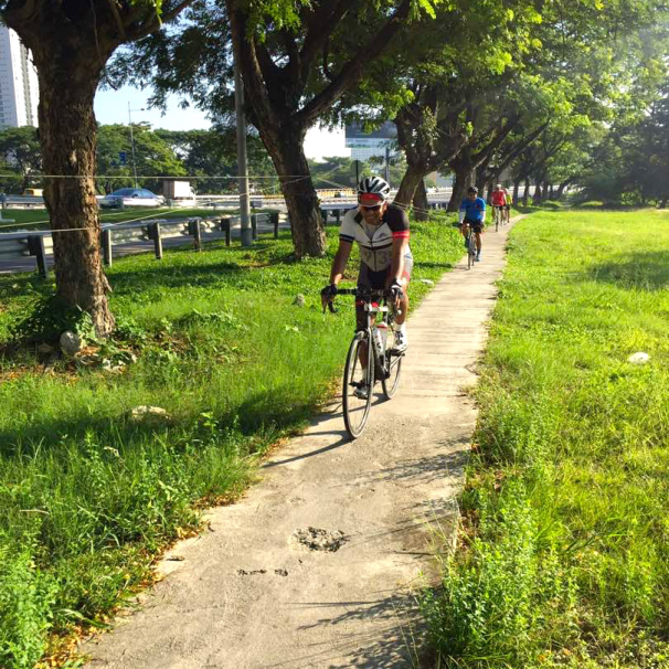R@SKLs Penang Day 1 Bike Path 8 366 via TH Lee