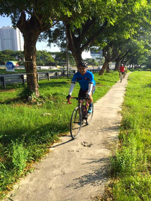 R@SKLs Penang Day 1 Bike Path 9 366 via TH Lee
