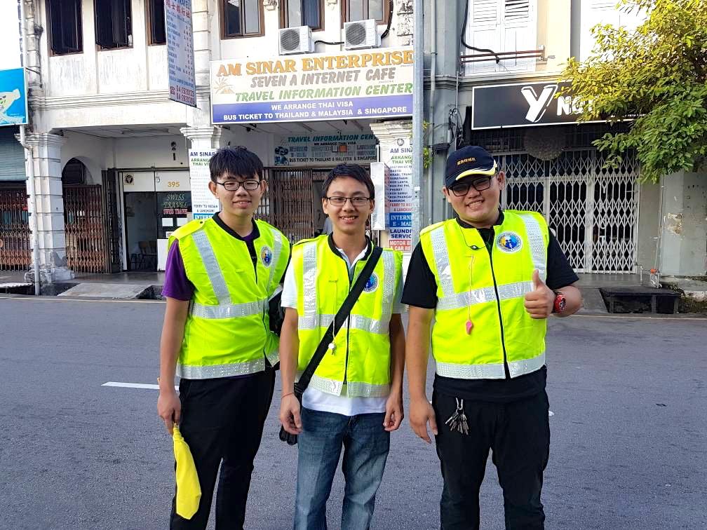 R@SKLs Penang Day 1 Marshals CK Lim