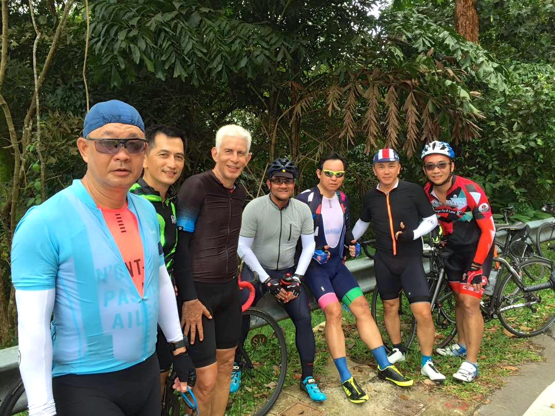 R@SKLs Penang Day 2 Climb 2 At The Top CK Lim