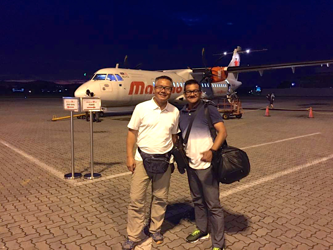 R@SKLs Penang Prelude Malindo CK Lim