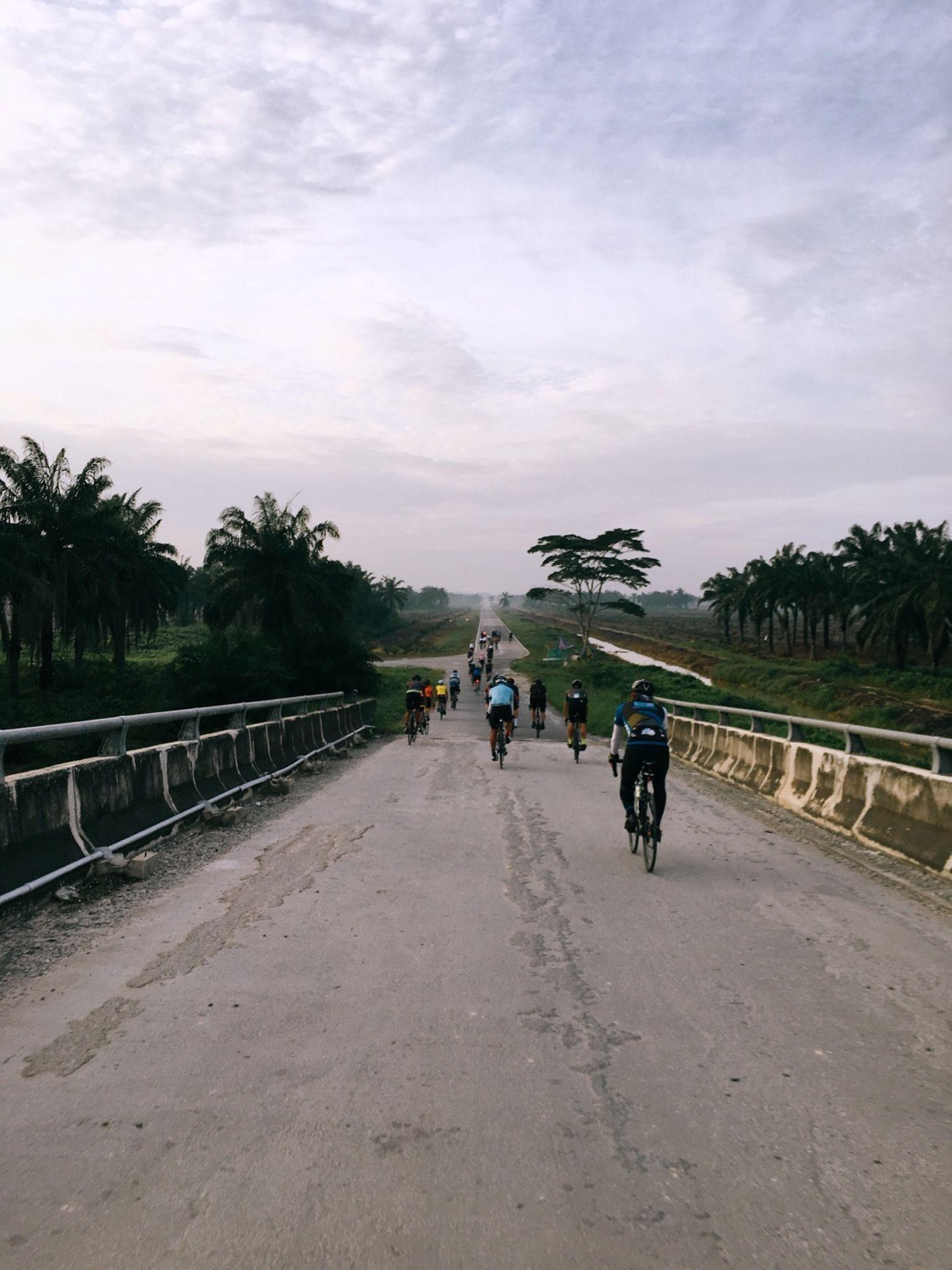 Morib SKVE Bridge Down Shahfiq Khairy