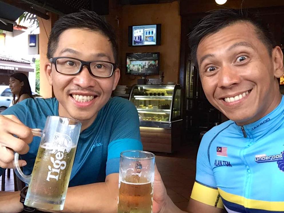 Melaka Alan & Chee Seng 2 Lee Chee Seng