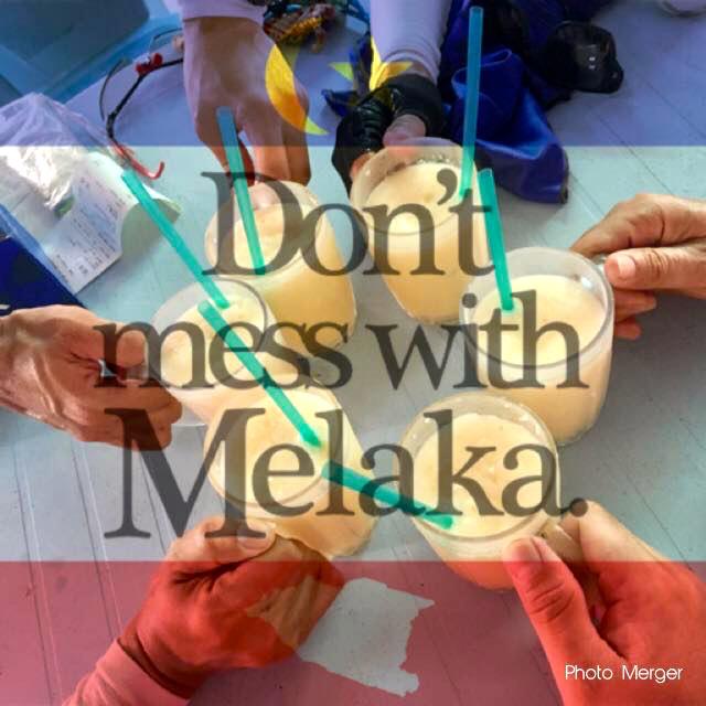 Melaka Banner Johan Sopiee
