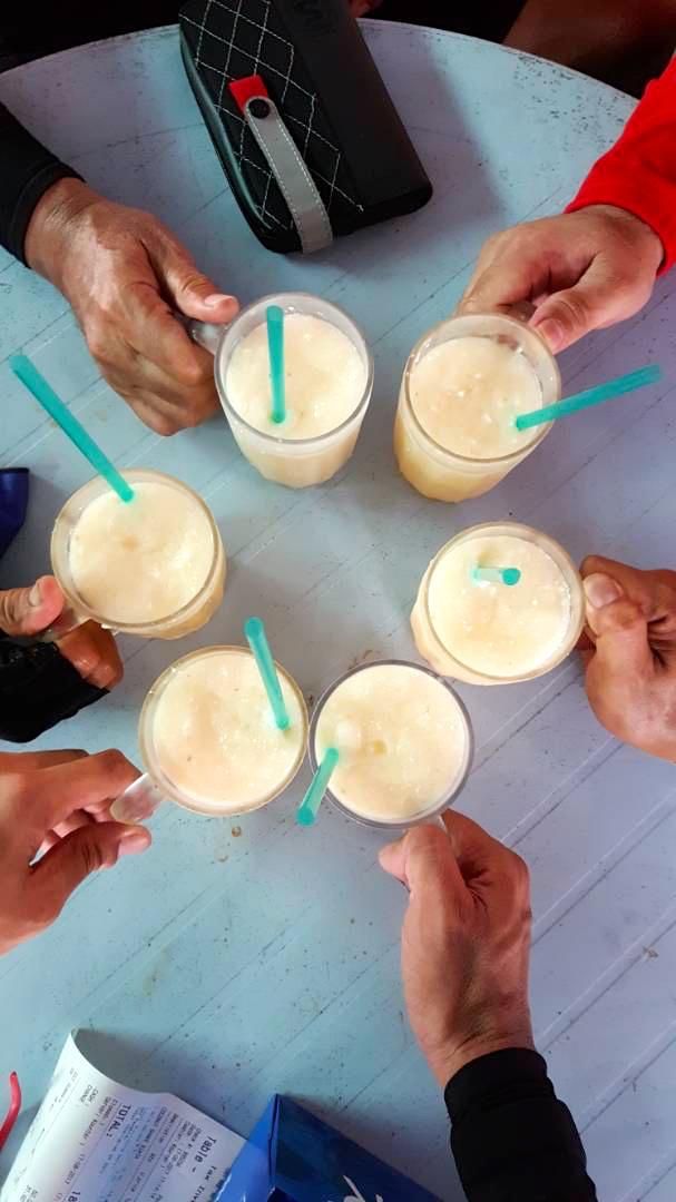 Melaka Coconut Shake 2 Mark Lim