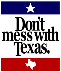 Melaka Don't Mess with Texas