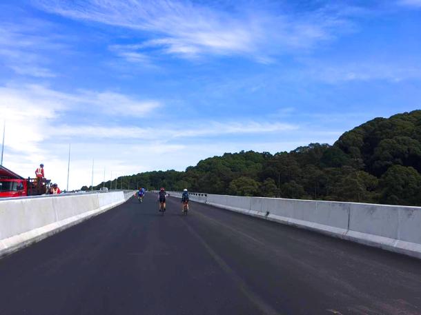 Rawang Bypass Construction Johan sopiee