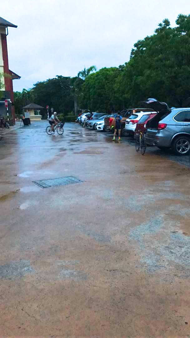 Rawang Bypass Wet Start Eugene Lee