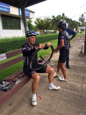 S Thailand Tour 2 SICR With 5km to go Marco