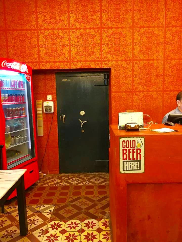 Saturday PM Auntie Gaik Lean's Safe Door Hsing C Pai