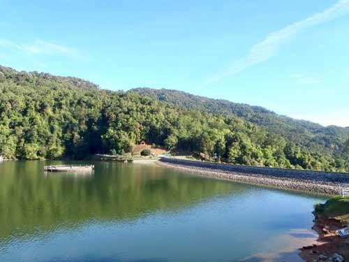 Sunday PM Teluk Bahang Dam