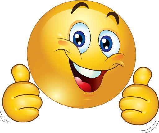 smiling emoji