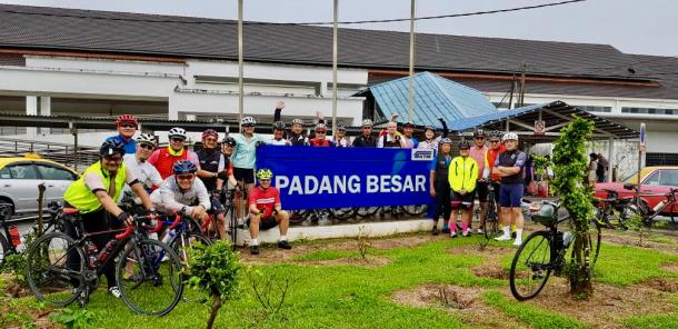 Day 1 Padang Besar Marvin Tan