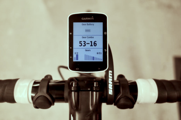 eTap Garmin Display