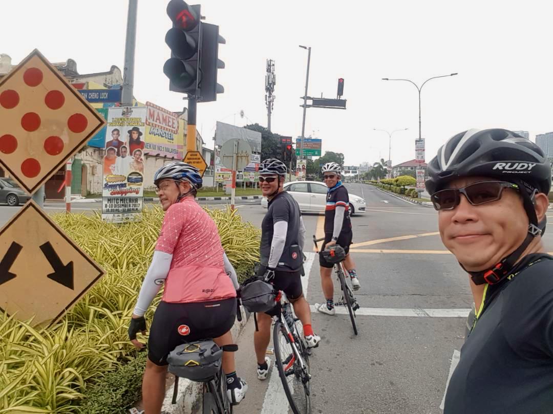 Day 1 Arriving in Melaka Leslie