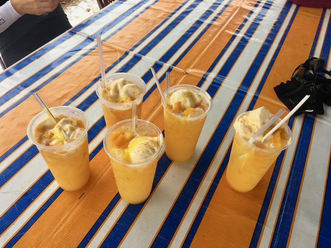 Day 2 Mangga Shake