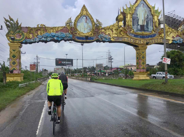 Day 3 Entering Hat Yai 2 Johan S