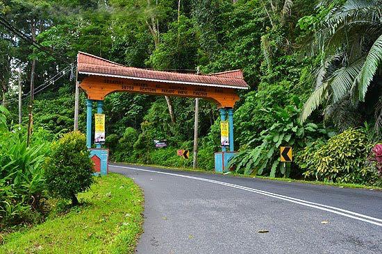 GS Janda Baik Arch
