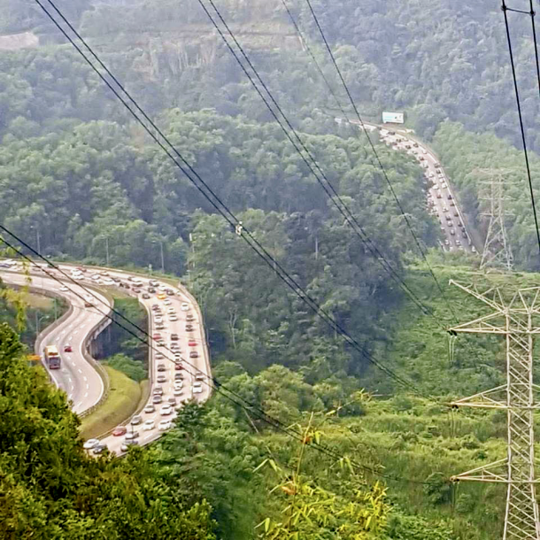 GS Karak Highway Mark Lim